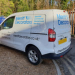 Merritt Decorators van
