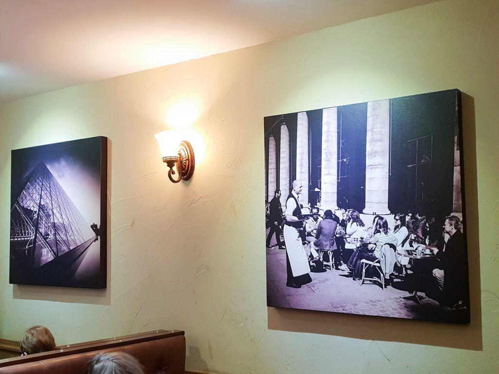 Canvas prints at La Gallerie, Fareham
